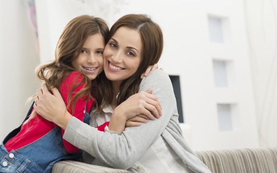 Разговор мамы с дочкой