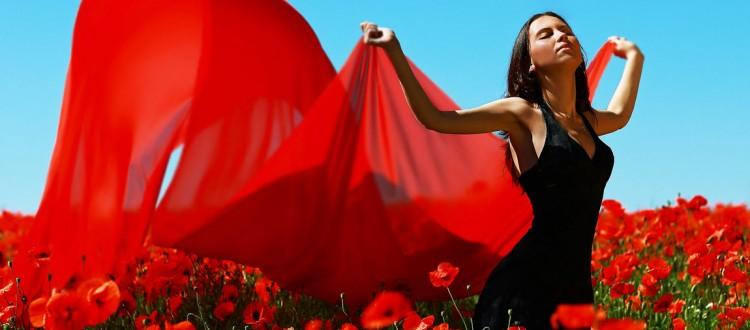 Цвет менструальной крови