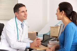 пойти к врачу