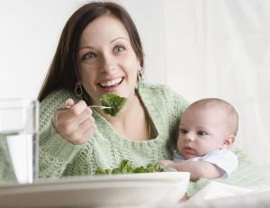 питание для мамы
