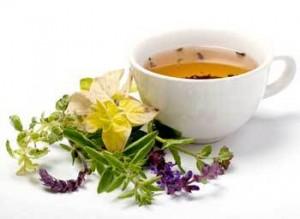 Гормональный чай
