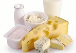 Молочные продукты с эстрогеном
