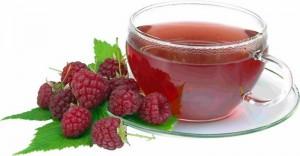 чай малины