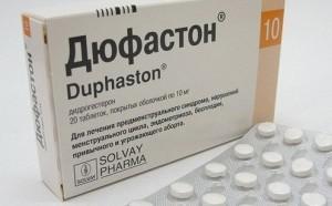 Задержка месячных: применение дюфастона и отзывы о препарате