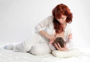 Грудное вскармливание и беременность