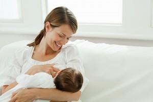 Кормление малыша и «Норколут»