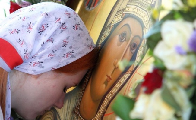 Молитва и зачатие