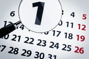 Вычесляем благоприятные дни