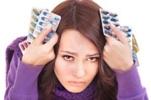 Побочные эффекты от приема таблеток