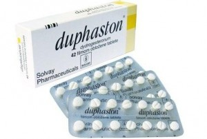 Дюфастон-таблетки