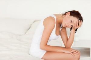Нерегулярная менструация