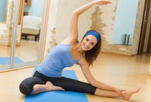 Менструация и йога